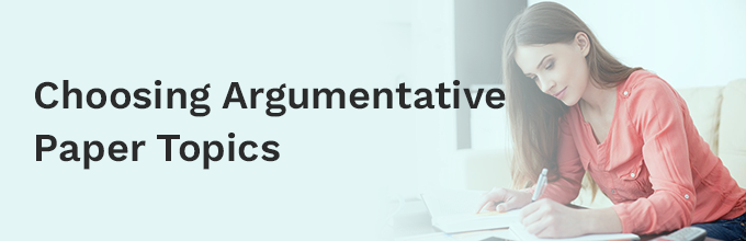 Original Argumentative Essay Topics