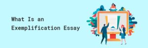 What Is an Exemplification Essay